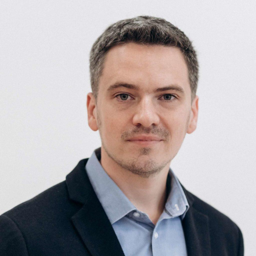 Jurij Pidsadnyj - CEO BPO Nextdoor